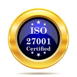 ISO 27001 Data Security Confidentiality and Control