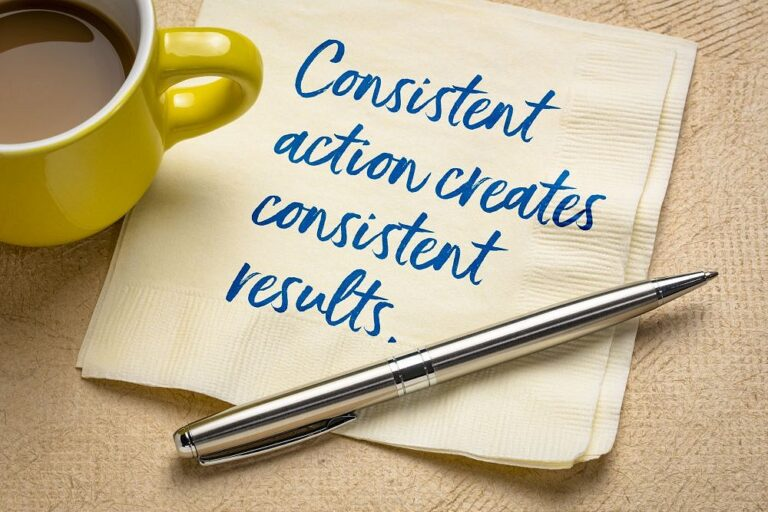 ISO 9001 Consistent Actions Create Consistent Results